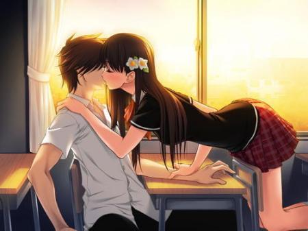 anime-kiss