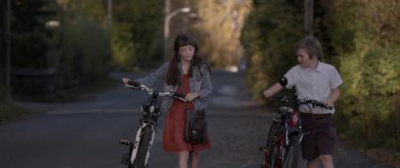 copii cu bicicleta