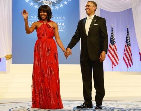 michelle-obama-president-obama-inaugural-ball-2013