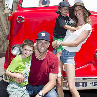 Gisele-Bundchen-Tom-Brady-Take-Kids-Disneyland