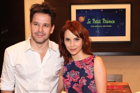 Murilo Benicio e_ so_ chamego com a namorada Debora Falabella-1152
