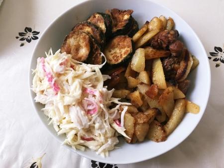 frigarui bostanei cartofi salata